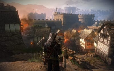 CD Projekt celebra el 10º aniversario de The Witcher 2 con ofertas y regalos