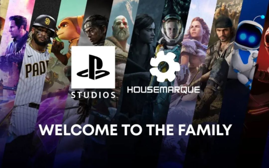 Housemarque se une a PlayStation Studios