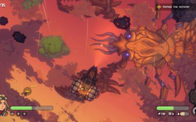 Black Skylands nos invita a surcar los cielos con su fórmula RPG sandbox