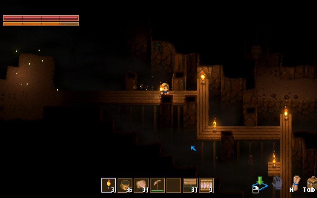 Core Keeper muestra su jugabilidad que mezcla Stardew Valley y Terraria
