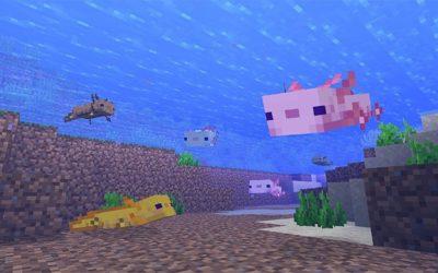 Minecraft aumenta su biodiversidad con su nueva actualización Caves & Cliffs