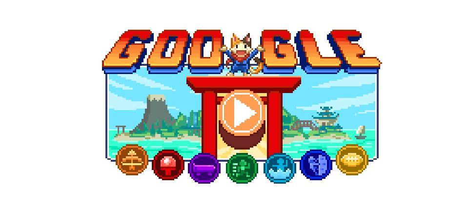 Celebra las olimpiadas con Champion Island Games, la aventura de Google para navegador