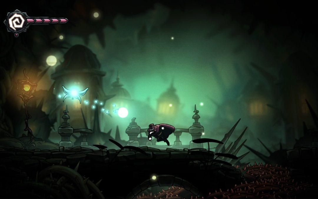 Crowsworn triunfa en Kickstarter con su apuesta metroidvania