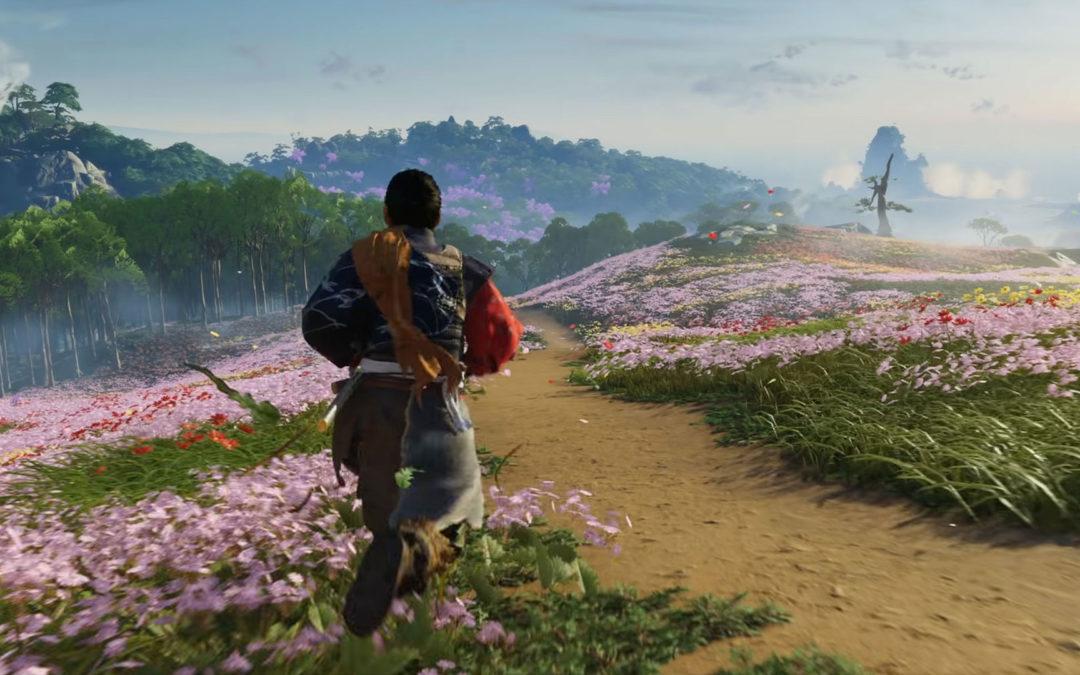 Nuevos detalles de la Isla de Iki de Ghost of Tsushima y aumento del almacenamiento de PS5 en nuevo firmware