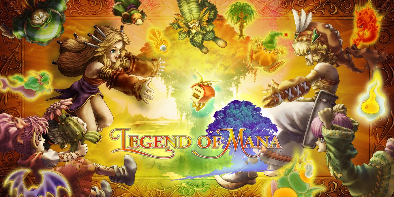 Análisis Legend of Mana