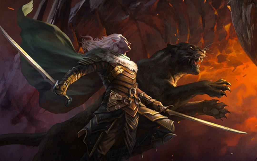 MTG Arena y Dungeons & Dragons sea alían en una nueva expansión