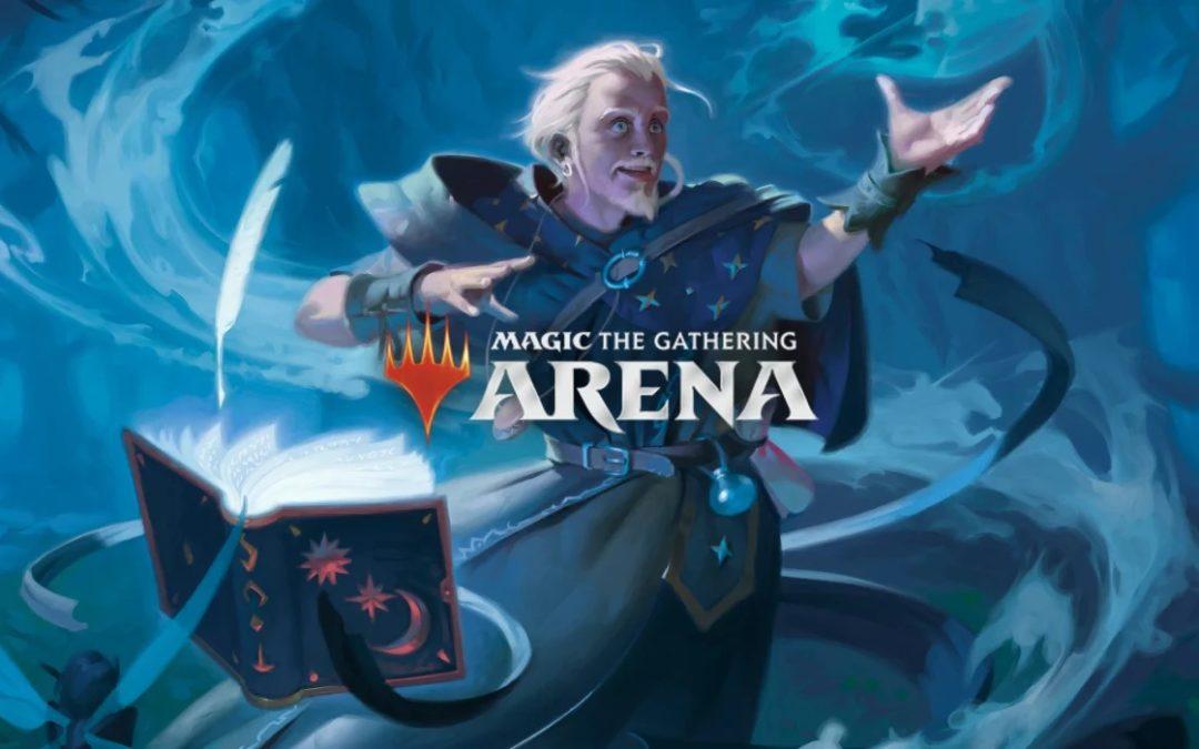 MTG Arena: guía para desbloquear todas las cartas raras de una colección