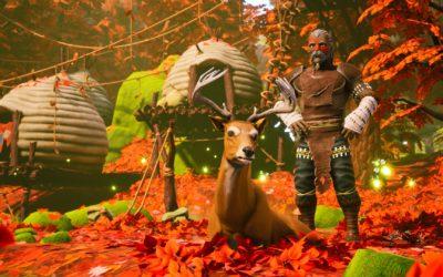 The Waylanders actualiza su alfa una vez más con mascotas, misiones y mejoras adicionales
