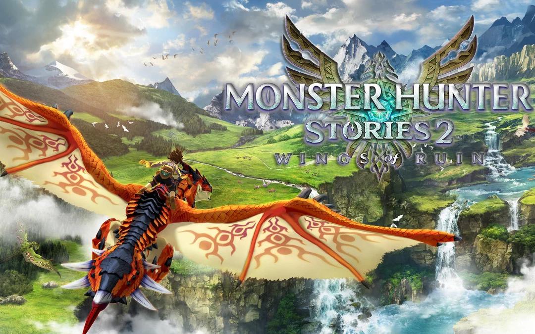 Tráileres de Skyward Sword HD con sus novedades y Monster Hunter Stories 2