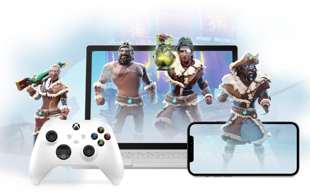 Xbox One y Xbox Series recibirán Xbox Cloud Gaming a finales de año