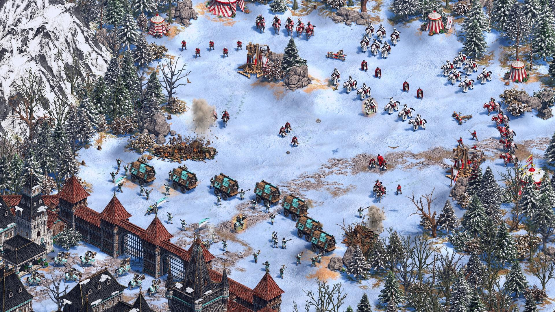 Age of Empires II: Definitive Edition da la bienvenida a Bohemia y Polonia con su nueva expansión