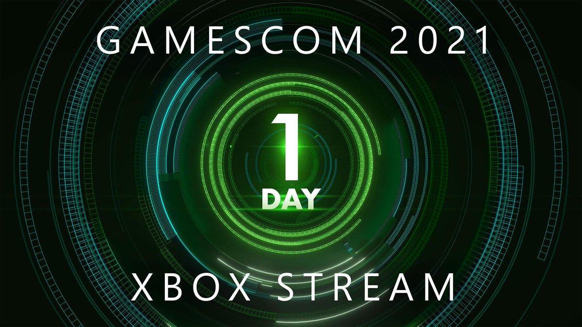 Gamescom 2021 – Conferencia de Microsoft