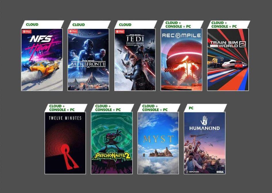 Conoce los nuevos juegos que entran en Xbox Game Pass (segunda quincena agosto 2021)