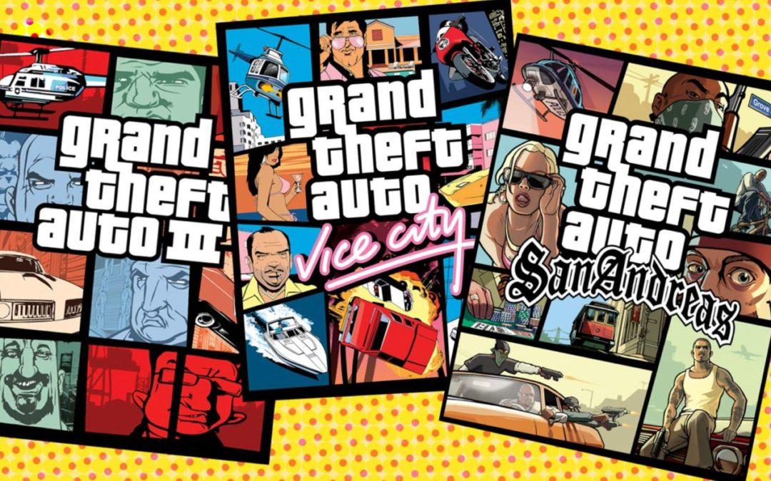 Rockstar podría lanzar una remasterización de los GTA de la era PS2 este año