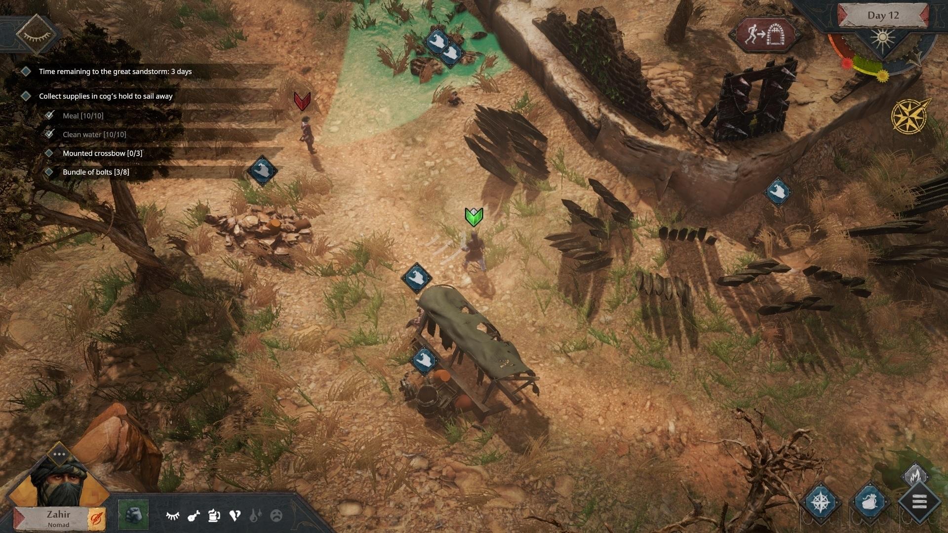 Siege Survival: Gloria Victis mejora su rejugabilidad con la llegada de los eventos dinámicos