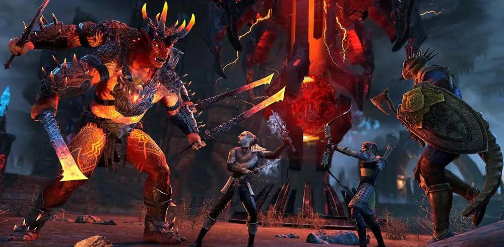The Elder Scrolls Online prepara el lanzamiento de Waking Flame con un nuevo tráiler