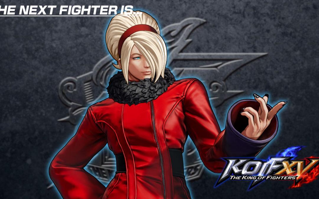 Tráiler de Ash Crimson en KOF XV