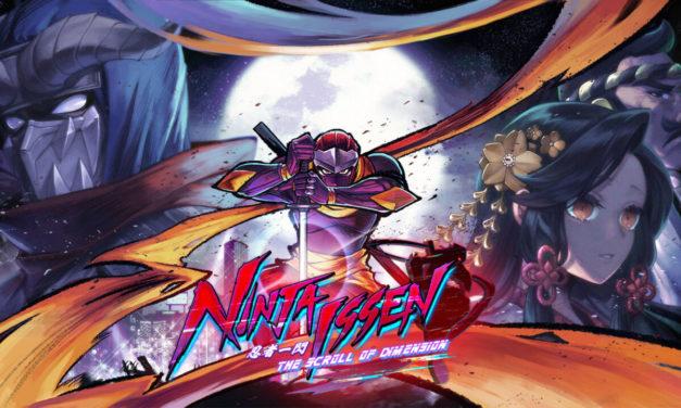 Trailer de Ninja Issen