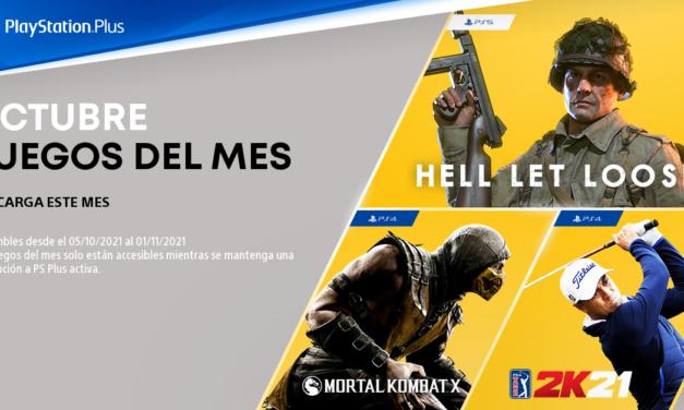 Desvelados los juegos de PlayStation Plus y Games with Gold para septiembre