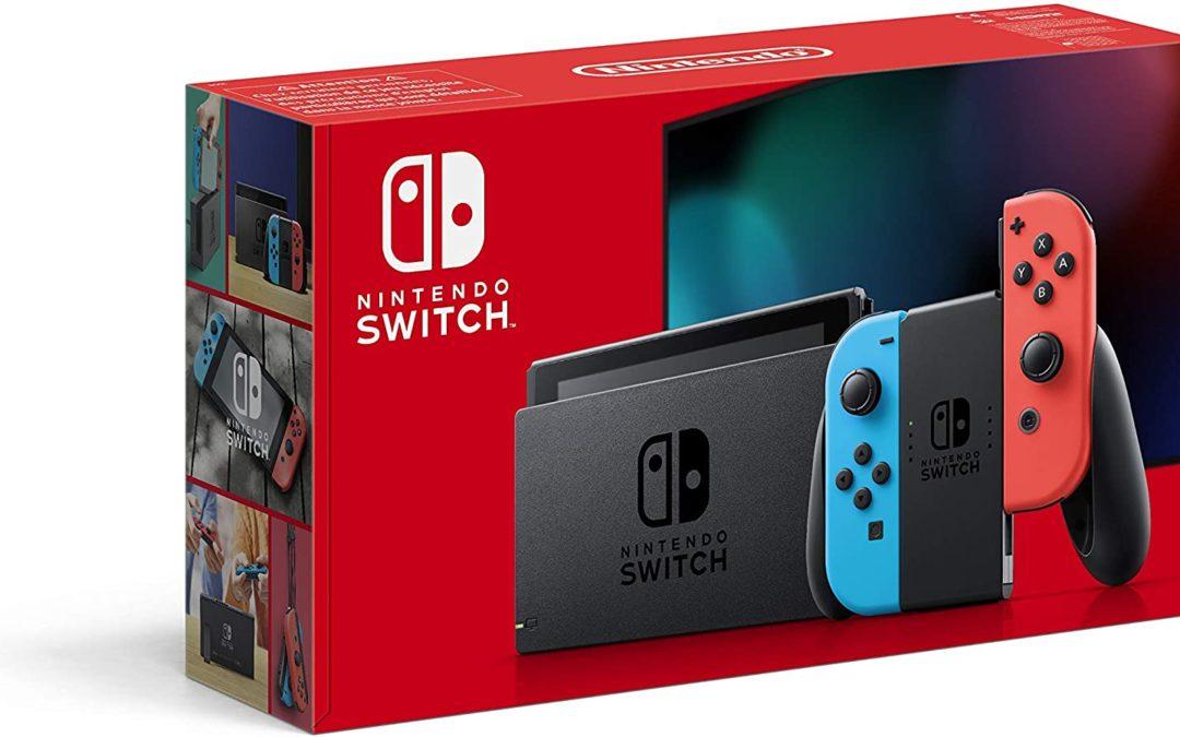 Nintendo rebaja el precio de Switch a 299€