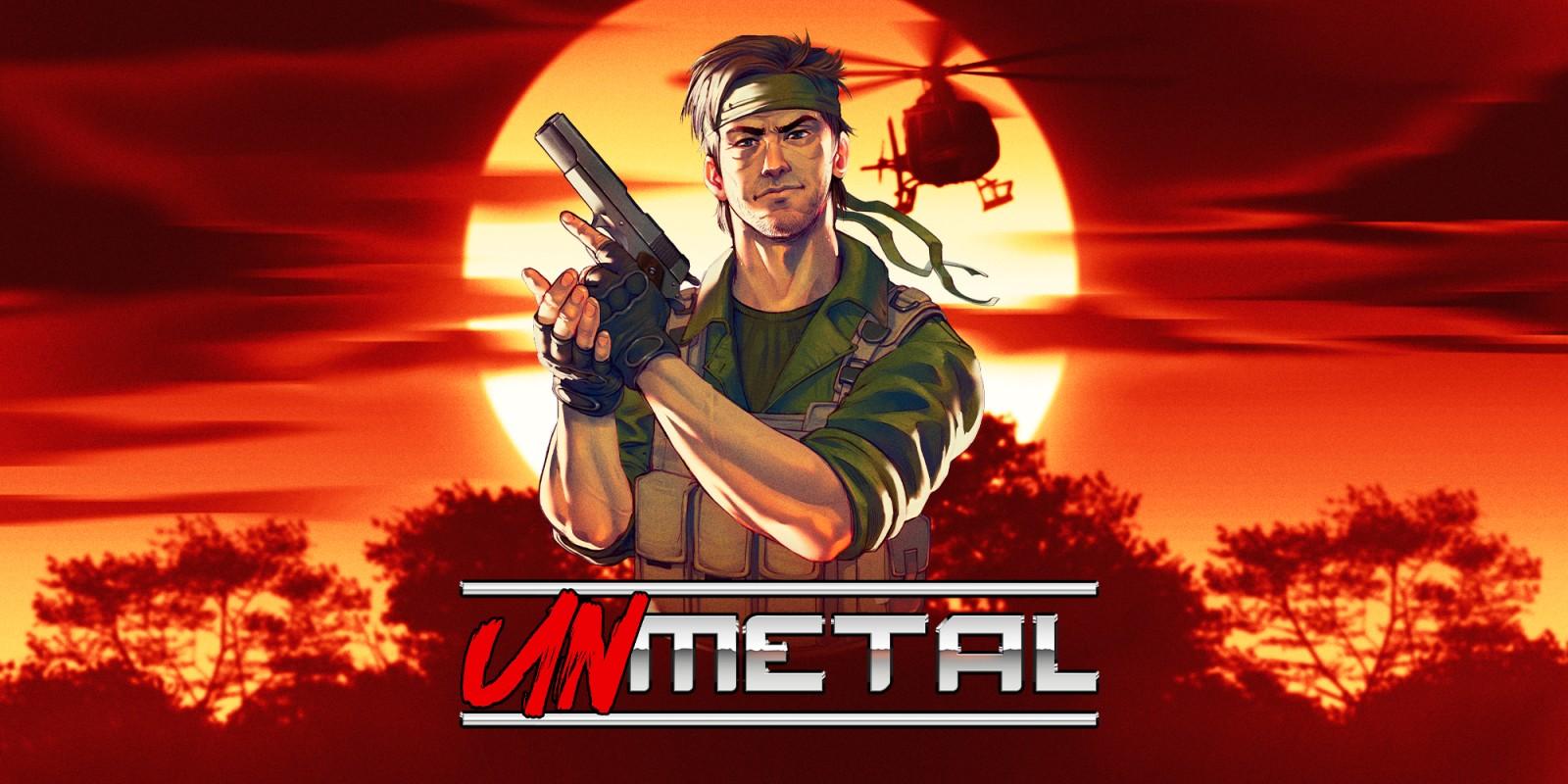 UnMetal, una parodia de Metal Gear con mucha personalidad, ya disponible