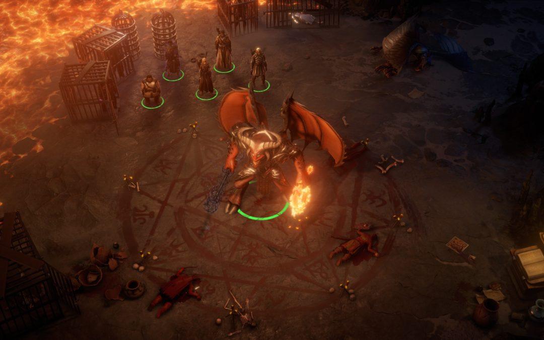 """Pathfinder: Wrath of the Righteous se estrena en PC impulsado por el éxito """"millonario"""" de su primera entrega"""