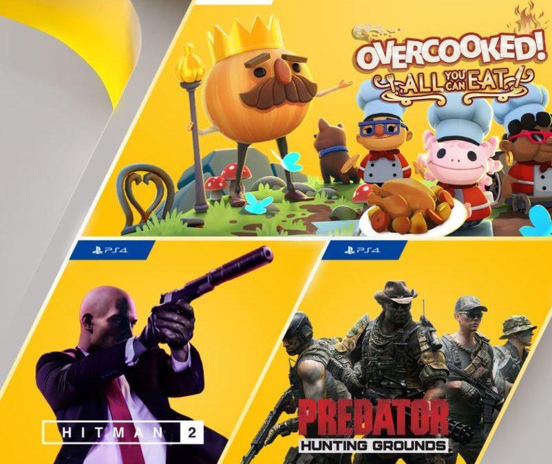 Anunciados los juegos de septiembre para PlayStation Plus y Games with Gold