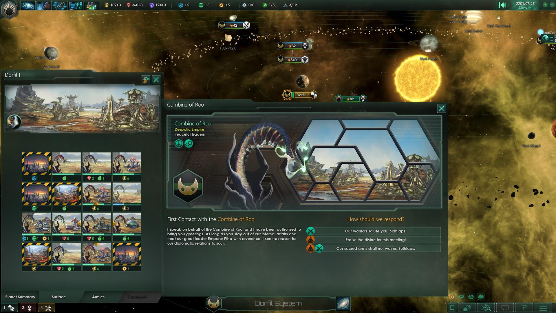 Stellaris estrena una nueva actualización que renueva el juego base y sus primeras expansiones