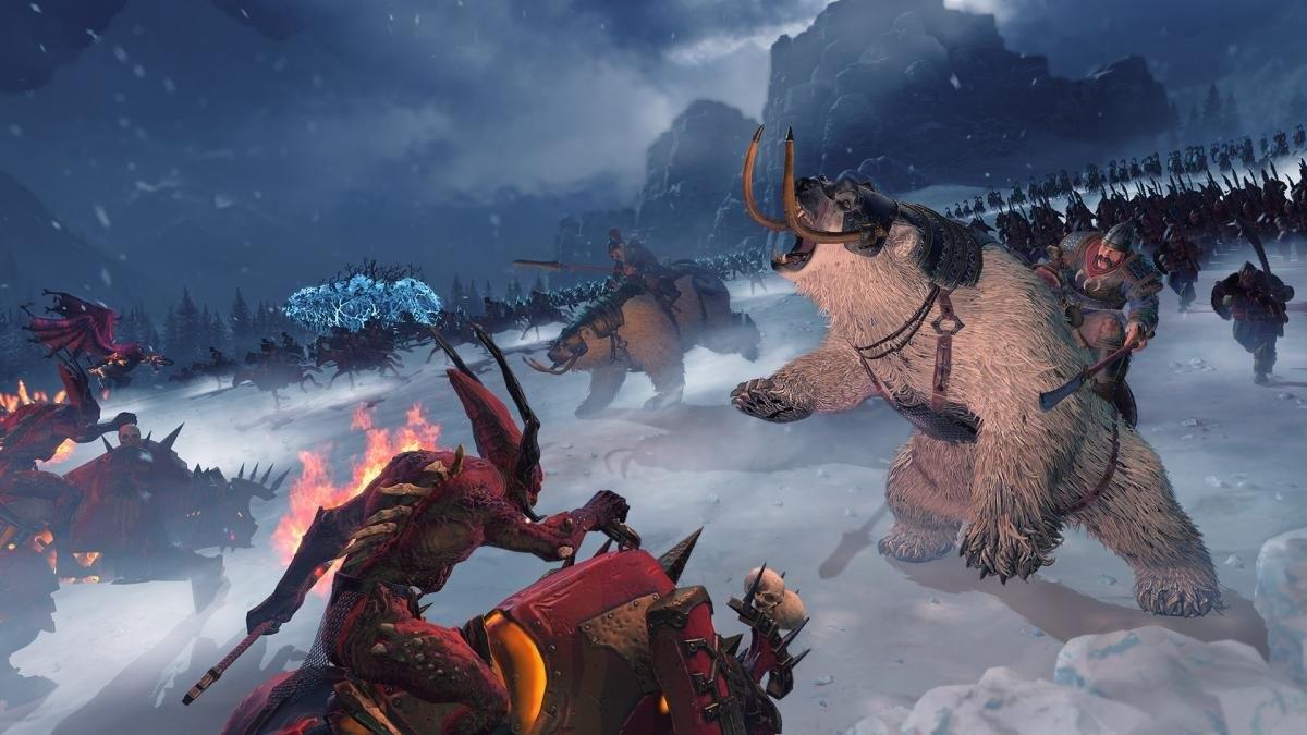 Total War: Warhammer 3 retrasa su lanzamiento a principios de 2022