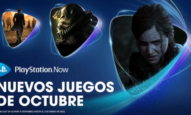 Juegos de Game Pass y PS Now para octubre