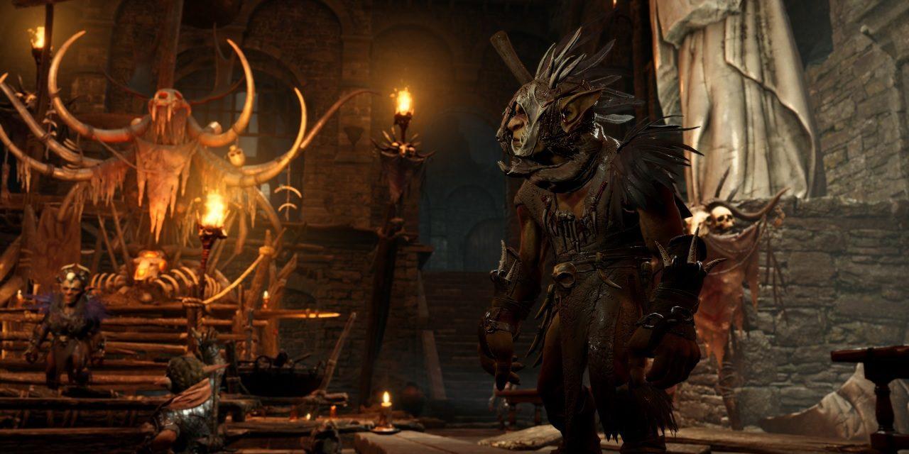 """Baldur's Gate 3 recibirá al hechicero como nueva clase e introducirá más """"armas"""" en su nuevo parche"""