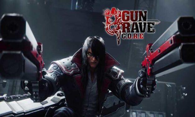 Gameplay de Gungrave G.O.R.E