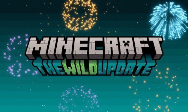 """Minecraft incrementará su fauna y flora con su actualización más """"salvaje"""""""